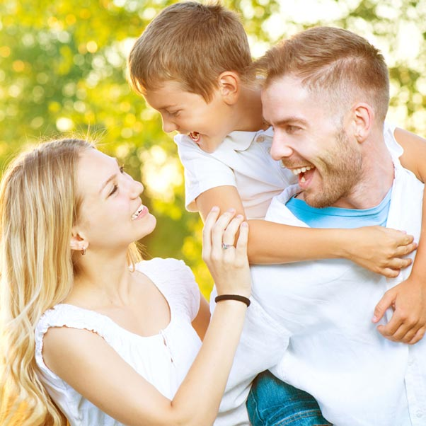 Chiropractic Komoka ON Family